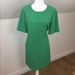 Vince Camuto Green Tie Dress Size 8